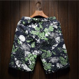 Inked Leaves Shotrs product gallery