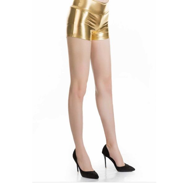 Golden Booty Shorts product gallery