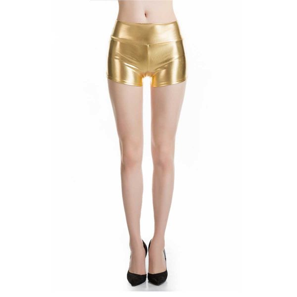 Golden Booty Shorts product image