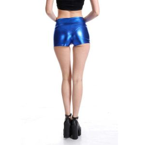 Blue Booty Shorts product gallery