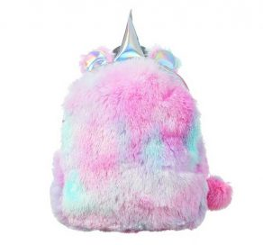Plush Unicorn Backpack Women Rave Edm Outfits Clothing Festival Wear