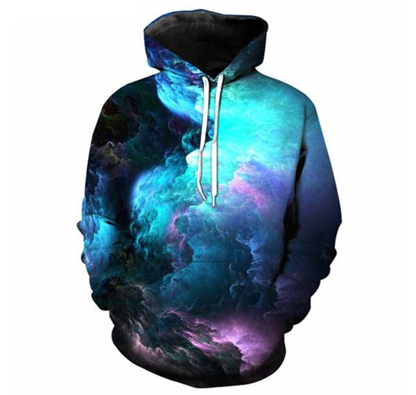 pace Ambient Hoodie Front Men Rave Edm Outfits Clothing Festival Wear