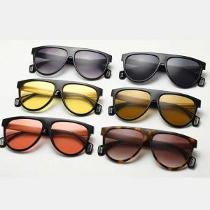 Rvd74 Stripe Sunglasses Color Selection