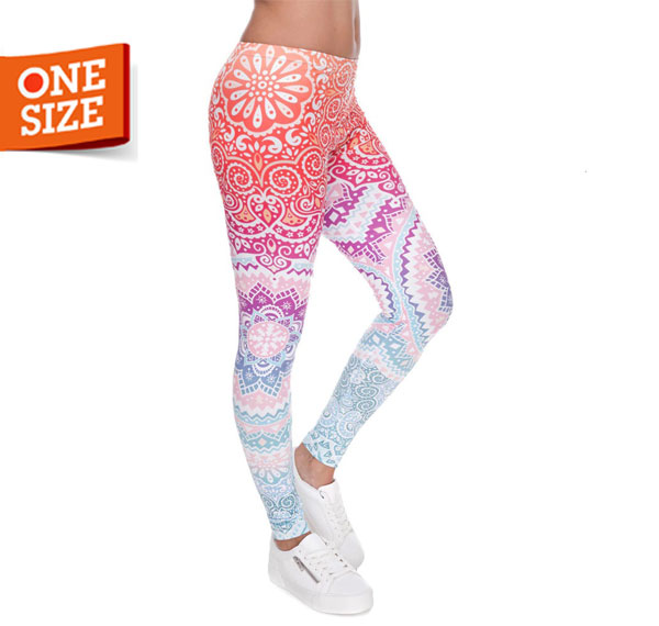 Aztec-Leggings-Rave-Clothing-Edm-Outfits-Festival-Party-Wear-Product-Image